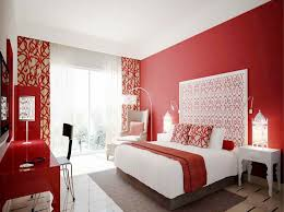 Red Bedroom Walls Decorating Ideas A Lot Of People Love To Have The Nice Looking