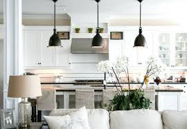 pendant lights in kitchen glass pendant lighting in kitchen mini