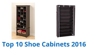 Baxton Studio Shoe Storage by 10 Best Shoe Cabinets 2016 Youtube