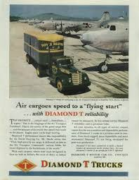 100 Diamond T Truck History Amazoncom Air Cargoes Speed To A Flying Start Doyle