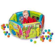 piscine a balle gonflable aire de jeu pop up gonflable 100 balles la grande récré vente