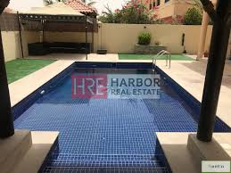 100 Kd Pool Mazaya A1 Villa In 12 Cheques With New Rent In Dubai