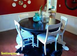 Rug Under Round Dining Table Room Rugs Luxury Tables Large For