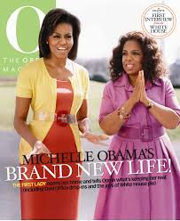 100 O At Home Magazine 55 Secret Street Michelle Bama On The Cover Of The Prah
