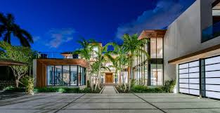 100 Modern Miami Homes North Bay Road Residence Home In Beach Florida