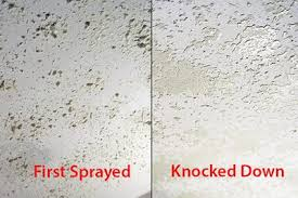 Patching Popcorn Ceiling Paint by How To Patch A Hole In A Textured Ceiling With Pictures Ehow