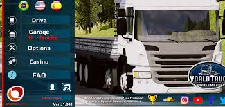 100 World Truck Simulator Driving 1051 Android