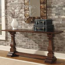 buy ashley furniture t500 804 rustic accents console table
