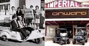 Scuttlebiz: Club Car Celebrates Stevens' Slow Ride To Florida Golf ...