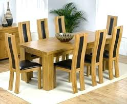 Round Table That Seats 8 Black Dining Room Awesome