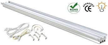 updated led shop light by light itup 4200 lumen 4000k 40 watt