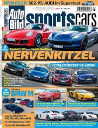 auto bild sportscars marz 2017 cars pinterest pdf