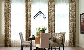 Dining Room Curtain Ideas Photos Full Size Of Dinning Bay Window Living And