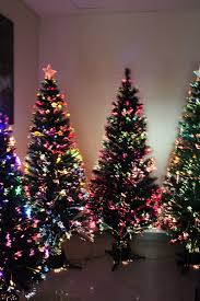 6ft Christmas Tree With Decorations by Christmas Fiber Optic Christmas Tree Decorating By Meiji