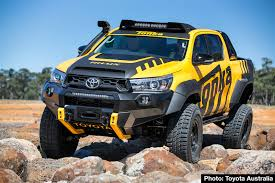 100 Toyota 4 Cylinder Trucks HiLux Tonka Concept Unboxed Australian Dream Truck Is A