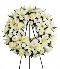Mathis Funeral Home Flower Delivery by Florist e