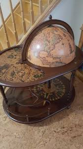 Globe Liquor Cabinet Antique by Large Globe Bar Cart 16th Century Antique Globe Replica Italian