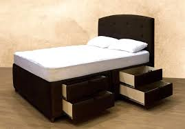 Sleepys Headboards And Footboards by Bed Frames Awesome Queen Size Platform Frame With Storage