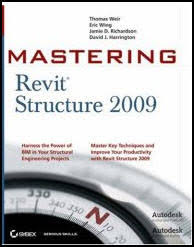New Revit Structure 2009 Book On The Way