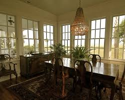 Conservatory Style Dining Room