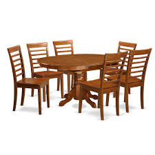 7 PC Dining Set-Oval Dining Table With Leaf And 6 Dining Chairs Art Fniture Belmar New Pine Round Ding Table Set With Camden Roundoval Pedestal By American Drew Black Or Mackinaw Oval Single With Leaf Tables Antique And Chairs Timhangtotnet Shop 7piece And 6 Solid Free Delfini Drop Espresso Pallucci Rotmans Amish Miami Two Leaves Of America Harrisburg 18 Inch The Beacon Grand Cayman Lavon W18 Intertional Concepts Sophia 5piece White