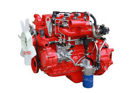 China 4A Series Diesel Engine For State Four Emission Light Duty ...