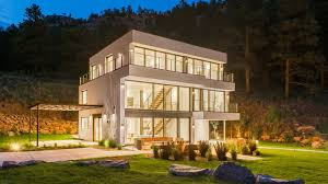 100 Modern Dream Homes Colorado Ultramodern 4M Home Sits On Nearly 15 Acres