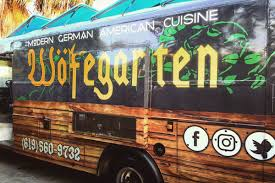 Local Chef Launching German-American Food Truck - Eater San Diego
