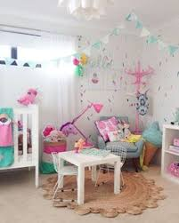 Fun Room With Unicorn Decorations