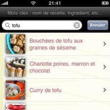 logiciel recette cuisine top 10 des applications cuisine pour iphone l express