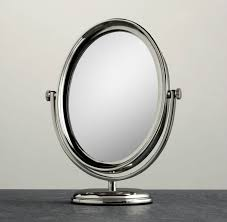 Restoration Hardware Mirrored Bath Accessories by 20 Stylish Shaving Mirrors