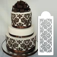 pochoir pour cuisine prix de mariage gâteau pochoir gâteau frontière cuisine