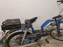 zündapp zr20 mofa retro sattel mofa moped werkstatt