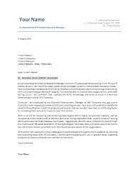 View Our Other Cover Letter Examples