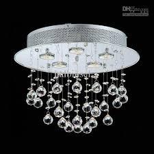 Lovable Crystal Chandelier Cheap Ceiling Diameter 13in Online
