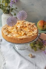 rezept saftiger birnenkuchen mit pudding karamell