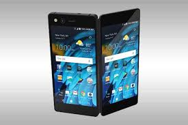ZTE Unveils Axon M Its First Dual Screen Foldable Smartphone