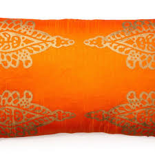 Shop Rust Orange Pillows on Wanelo