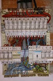 tableau électrique triphasé vétuste rénovation en 10 é