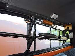 Wanna hide a gun in your car Basic Big 5 Window Rack encourages