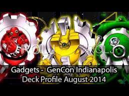 Yugioh Deck Tier List October 2014 by Machina Gadgets Post Gencon 2014 Yugioh Deck Profile August