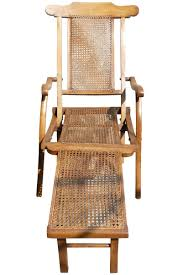 DECK CHAIRS - CHAISE LONGUE, 1900
