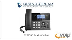 Grandstream GXP1760 Product Video | VoIP Supply - YouTube Voip Hiline Supply 7 Reasons To Switch Voip Service Insider Voipsupply Hashtag On Twitter Celebrated Mlk Day Of At Compass House Buffalo Bitcoin Airbitz Steps Out In The Cold Setting Up Phoenix Audio Spider Mt505 Youtube Our Favorite Things In This Year Supported Phones Smartofficeusa Coactcenterworldcom Blog Services Is Now A Xorcom Certified Dealer For Completepbx Solutions