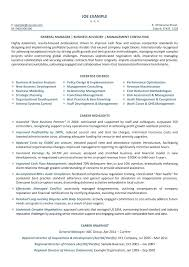 Operations Manager Resume Summary Example Management Spacesheepco