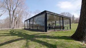 100 Glass House Architecture The Philip Johnson Interview With Director And Chief Curator Henry Urbach