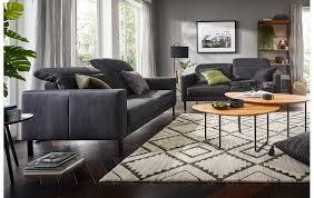 3 sitzer sofa natura rockport b mit motorischer