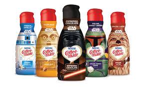 Coffee Mate StarWars Creamers