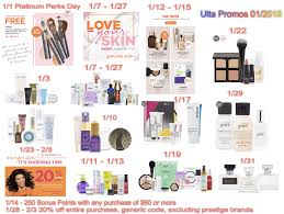 Ulta 2018 January Promos - Gift With Purchase Ulta Free Shipping On Any Order Today Only 11 15 Tips And Tricks For Saving Money At Business Best 24 Coupons Mall Discounts Your Favorite Retailers Ulta Beauty Coupon Promo Codes November 2019 20 Off Off Your First Amazon Prime Now If You Use A Discover Card Enter The Code Discover20 West Elm Entire Purchase Slickdealsnet 10 Of 40 Haircare Code 747595 Get Coupon Promo Codes Deals Finders This Weekend Instore Printable In Store Retail Grocery 2018 Black Friday Ad Sales Purina Indoor Cat Food Vomiting Usa Swimming Store