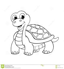 Tortuga Divertida Ilustraciones Stock Vectores Y Clipart 433