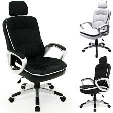 Details About Office Chair Headrest Desk Computer Leather Luxury White  Black Executive Swivel Vl581 Highback Task Chair Supports Up To 250 Lbs Black Seatblack Back Base Hg Sofi 7500 Frame Mesh High Fabric Mulfunction Ergonomic Swivel With Adjustable Arms Rh Logic 400 8s And Neck Rest Safco 3500bl Serenity Big Tall Leather With Height Dams Jota Ergo 24 Hour Pcb Operators Jxergoa Posturemax Office Hon Prominent Item 433734 Antares High Back Task Chair D204934 Products Chase Malaga Low Synchrotilter Mesh Arm Lumbar Support Ergonomic Computeroffice 1 Piece Box